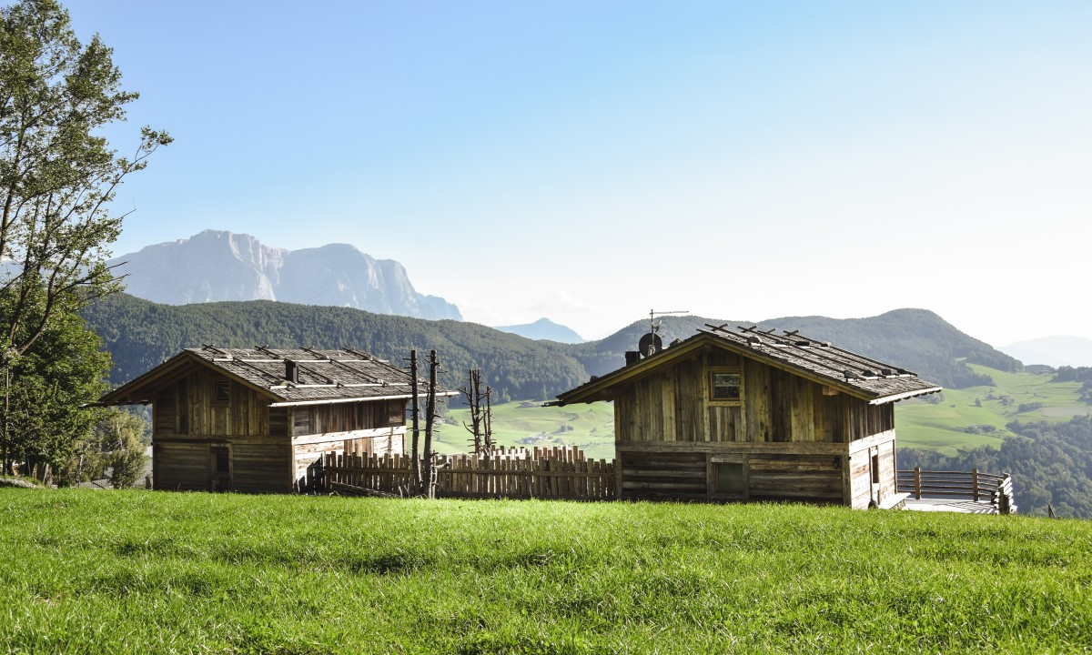 Chalet Resort – ZU KIRCHWIES in Laion, Val Gardena