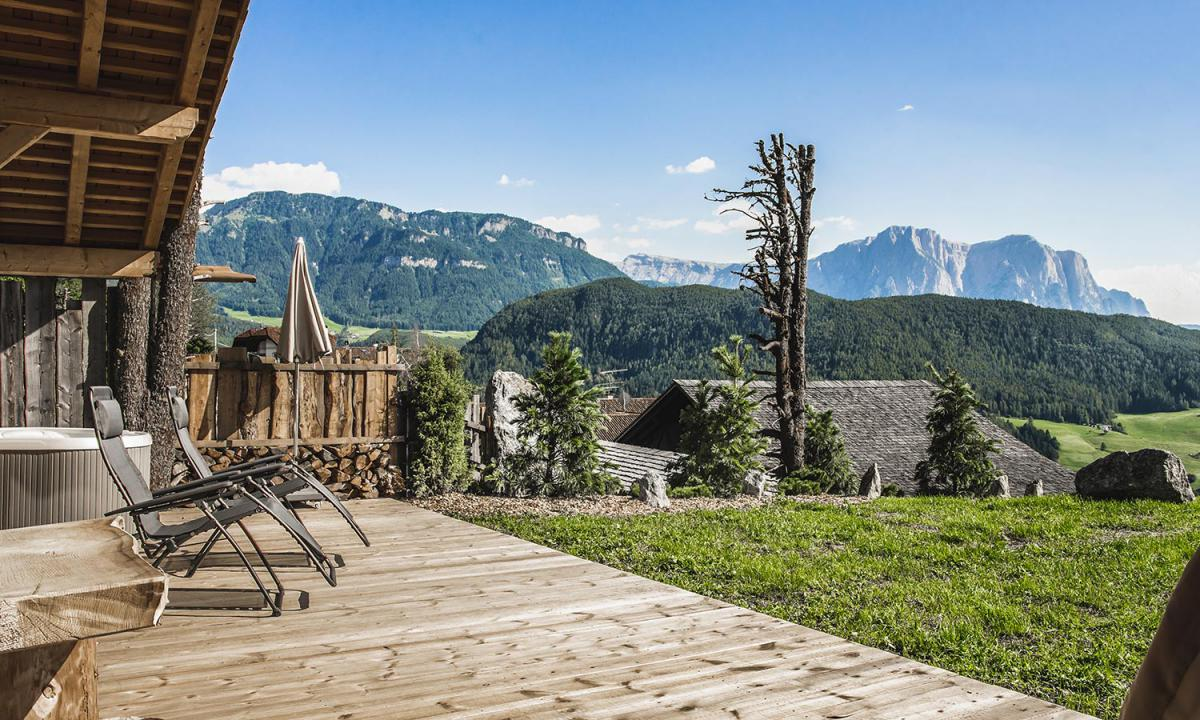Chalet Resort – ZU KIRCHWIES in Laion